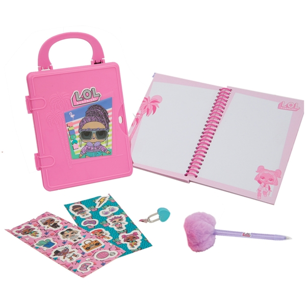 LOL Surprise Secret Diary Set With Lock