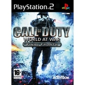 Call Of Duty 5 World At War Game (Platinum) PS2