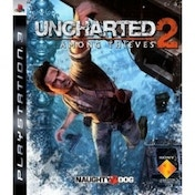 Ex-Display Uncharted 2 Among Thieves Game PS3 Used - Like New