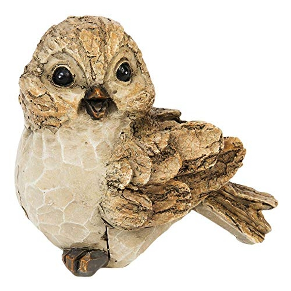 Naturecraft Collection Resin Bird Figurine - 10cm
