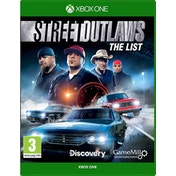 Street Outlaws The List Xbox One Game
