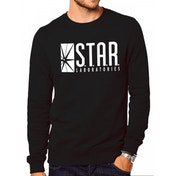 The Flash Star Labs Crewneck Small Sweatshirt