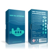 Deep Sea Adventure Card Game
