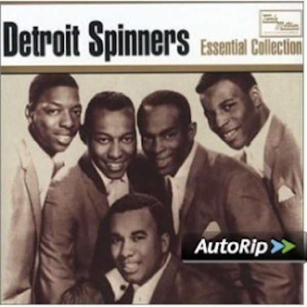 Detroit Spinners - Essential Collection CD