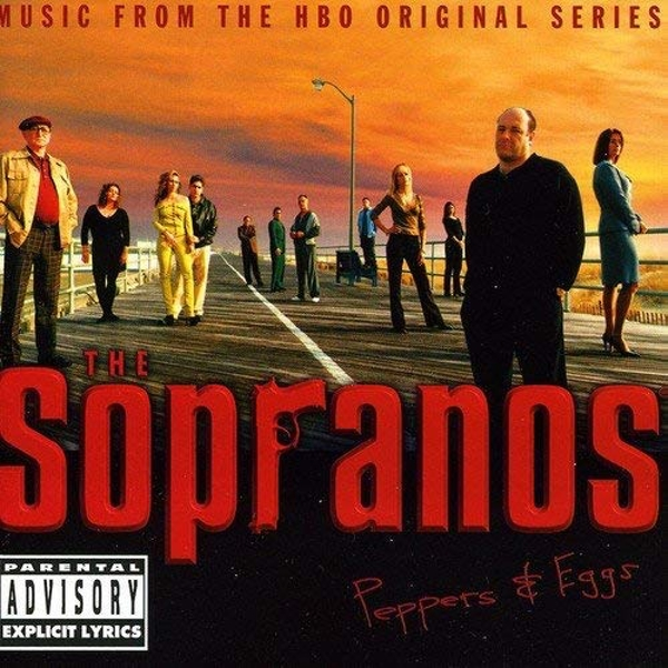 The Sopranos - Peppers And Eggs CD