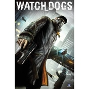 Watch Dogs Cover Maxi Poster