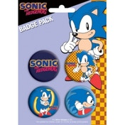 Sonic 4 Badge Pack