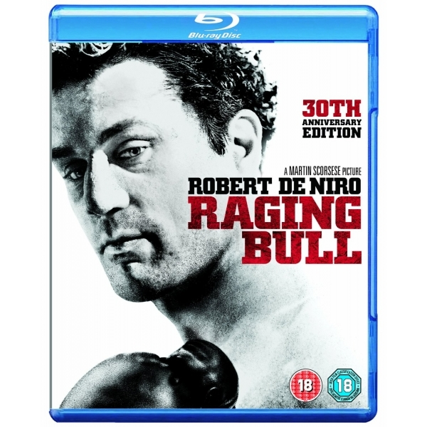 Raging Bull 30th Anniversary Special Edition (Blu-ray)