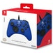 HORIPAD Wired Controller Blue for Nintendo Switch - Image 4