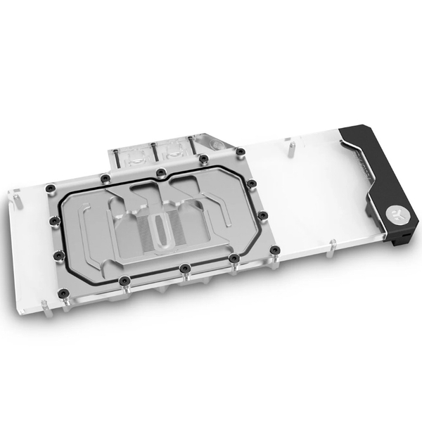 EK Water Blocks EK-Quantum Vector EVGA XC3 RTX 3080/3090 D-RGB Water Block - Nickel + Plexi