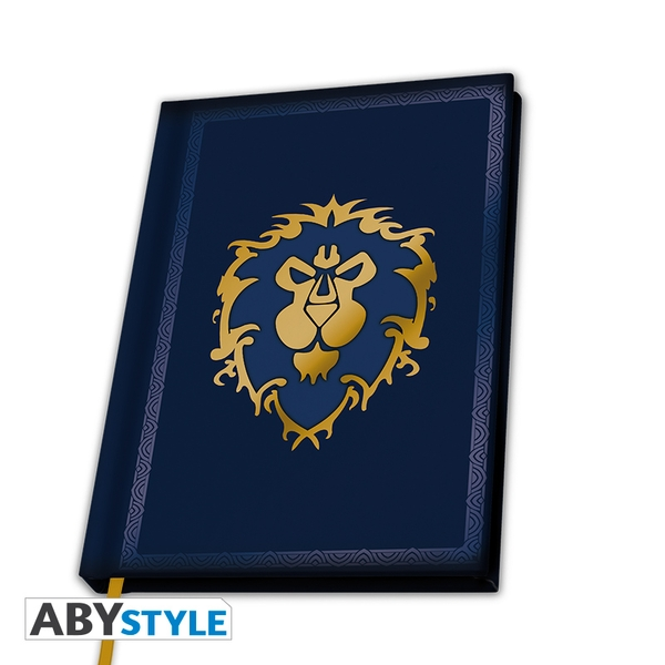 World Of Warcraft - Alliance A5 Notebook