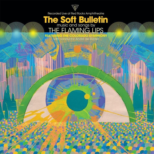 The Flaming Lips Featuring The Colorado Symphony - The Soft Bulletin Vinyl