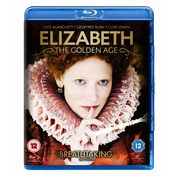 Elizabeth The Golden Age Blu-ray