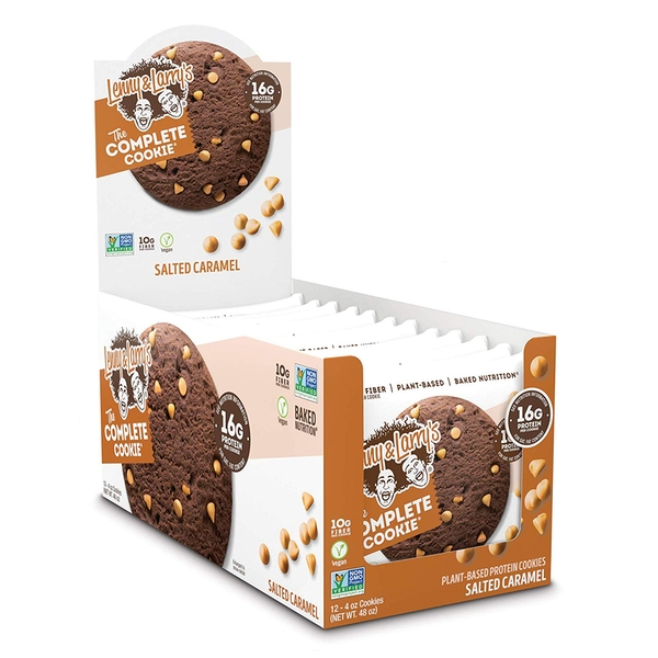 Salted Caramel (Pack Of 12) Complete Cookie