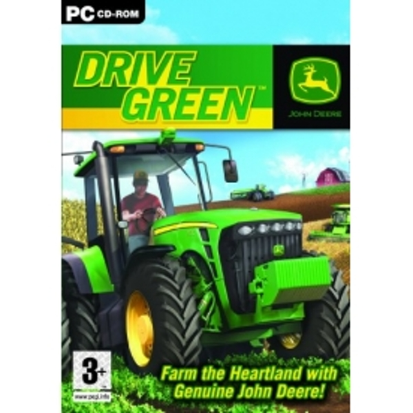 John Deere Drive Green Game