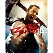 300 Rise Of An Empire Limited Edition Steelbook 3D Blu-ray   Blu-ray