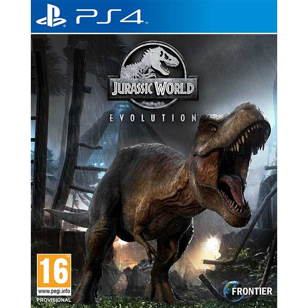What Games For Ps4 : Jurassic world evolution ps game ozgameshop