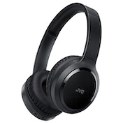 JVC HAS80BNBE Precision Sound Bluetooth Headphones with Noise Cancelling Black