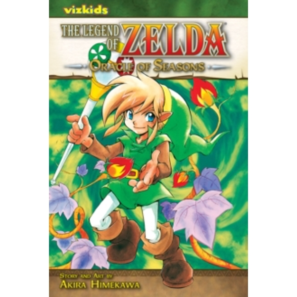The Legend of Zelda, Vol. 4 : Oracle of Seasons : 4