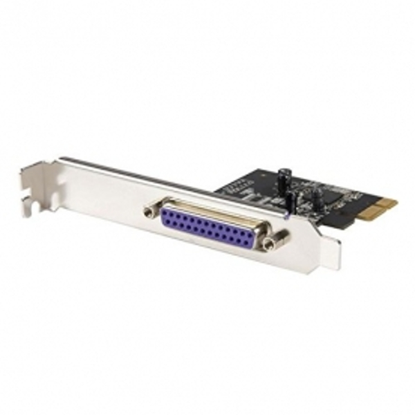 Cheapest price of 1 Port PCIe DP Parallel Adapter Card in new is £25.99