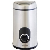 Lloytron E5602SS Stainless Steel Coffee / Spice Grinder UK Plug