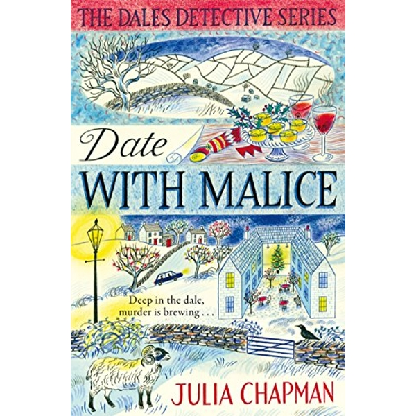 Date with Malice by Julia Chapman (Paperback, 2017)