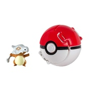 Pokemon Throw N Pop Poke Ball - Cubone