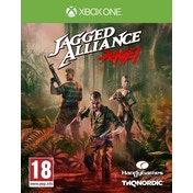 Jagged Allicance Rage Xbox One Game