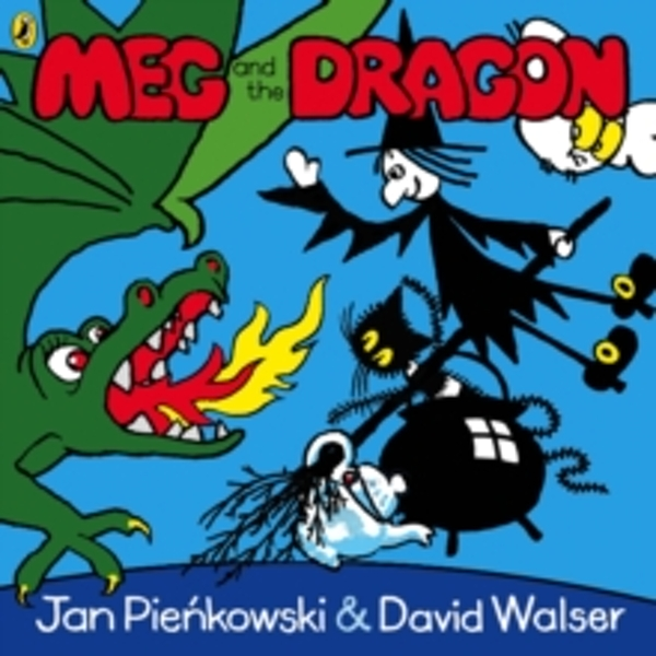 Meg and the Dragon by David Walser (Paperback, 2015)