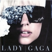 Lady Gaga The Fame CD