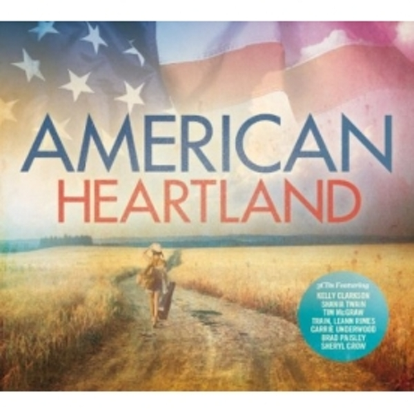 Various Artists - American Heartland CD