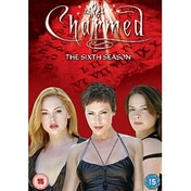 Charmed Series 6 DVD