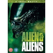 Alien & Aliens DVD Box set