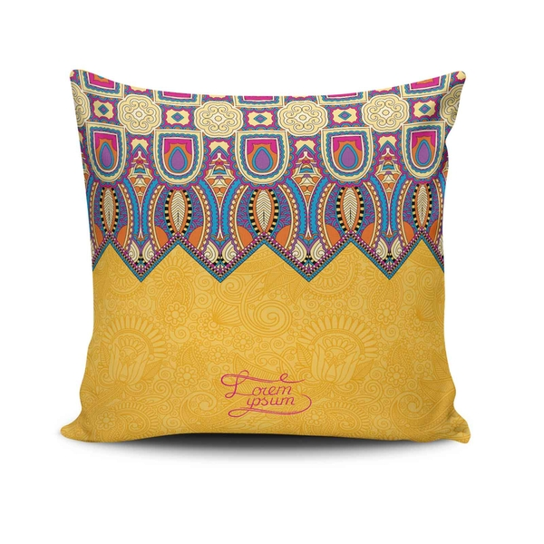 NKLF-276 Multicolor Cushion Cover