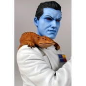 Gentle Giant Grand Admiral Thrawn Star Wars Mini Bust Limited Edition