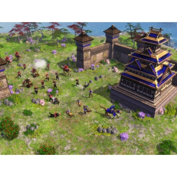 Age Of Empires III The Asian Dynasties Expansion Pack Game PC - Image 3