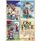 One Piece Movie Collection 1 DVD