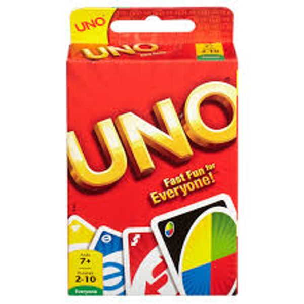 Mattel Games - Uno Card Game