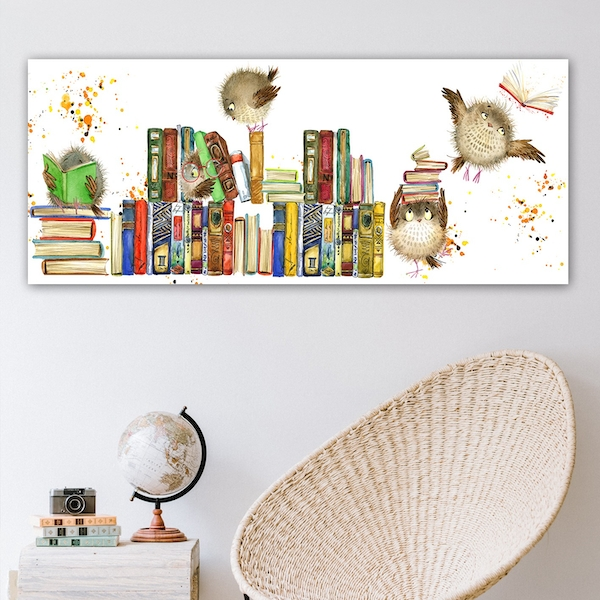 YTY538175998_50120 Multicolor Decorative Canvas Painting