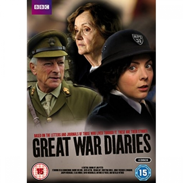 Ex-Display 14 Diaries Of The Great War DVD Used - Like New