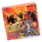 Cardfight Vanguard TCG Onslaught Of Dragon Souls BT02 Booster Box (30 Packs)