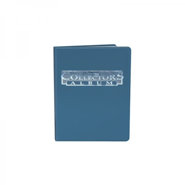 Ultra Pro 9-Pocket Blue Collectors Portfolio