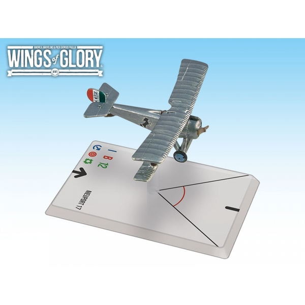 Wings of Glory: Nieuport 17 Baracca: WW1