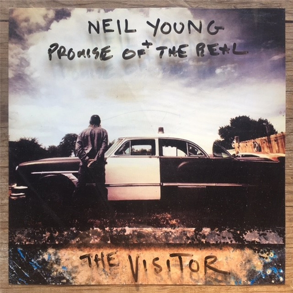 Neil Yound & Promise Of The Real - The Visitor Vinyl