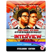 The Interview Steelbook Edition Blu-ray