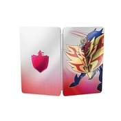 Pokemon Shield Switch Steelbook
