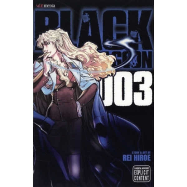 Black Lagoon, Vol. 3 : 3