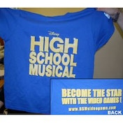 Disney High School Musical T-shirt Size M