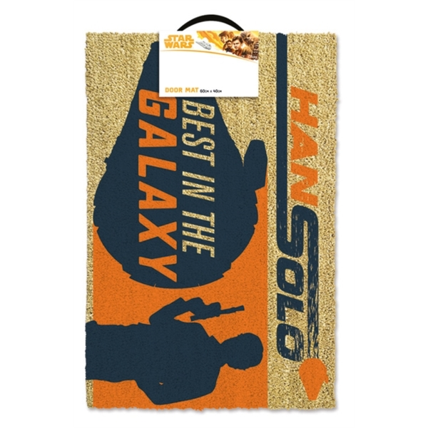Star Wars Solo - Best In The Galaxy Door Mat