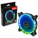 Akasa Vegas AR7 120mm 1500RPM Addressable RGB LED Fan - Image 2